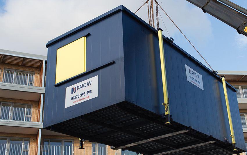<p>16′ Jack-Leg Office Unit – £4750 + VAT</p>