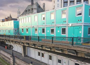 How modular buildings have helped the NHS through this pandemic