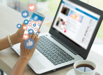 Social Media: Twitter, Instagram, Facebook, LinkedIn and YouTube
